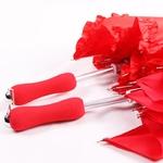parapluie coeur détail poignée