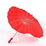parapluie coeur profil