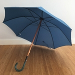 Parapluie bleu horizon 4
