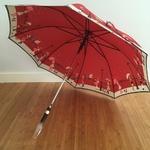 Parapluie tempete rouge 4
