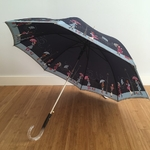 Parapluie tempete bleu 4