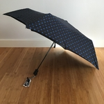 Parapluie pliant fultec bleu 5