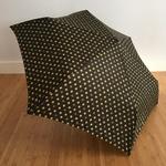 Parapluie pliant fultec jaune 3