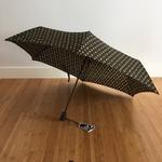Parapluie pliant fultec jaune 4