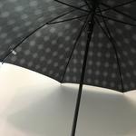 Parapluie Voltaire 2 détail toile intérieure