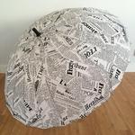 Parapluie 24 baleines journal