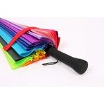 Parapluie coloré à 24 baleines - Vue replié