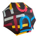 parapluie tendance avec imprime esprit de profil