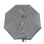 parapluie imprimé prince de Galles de face