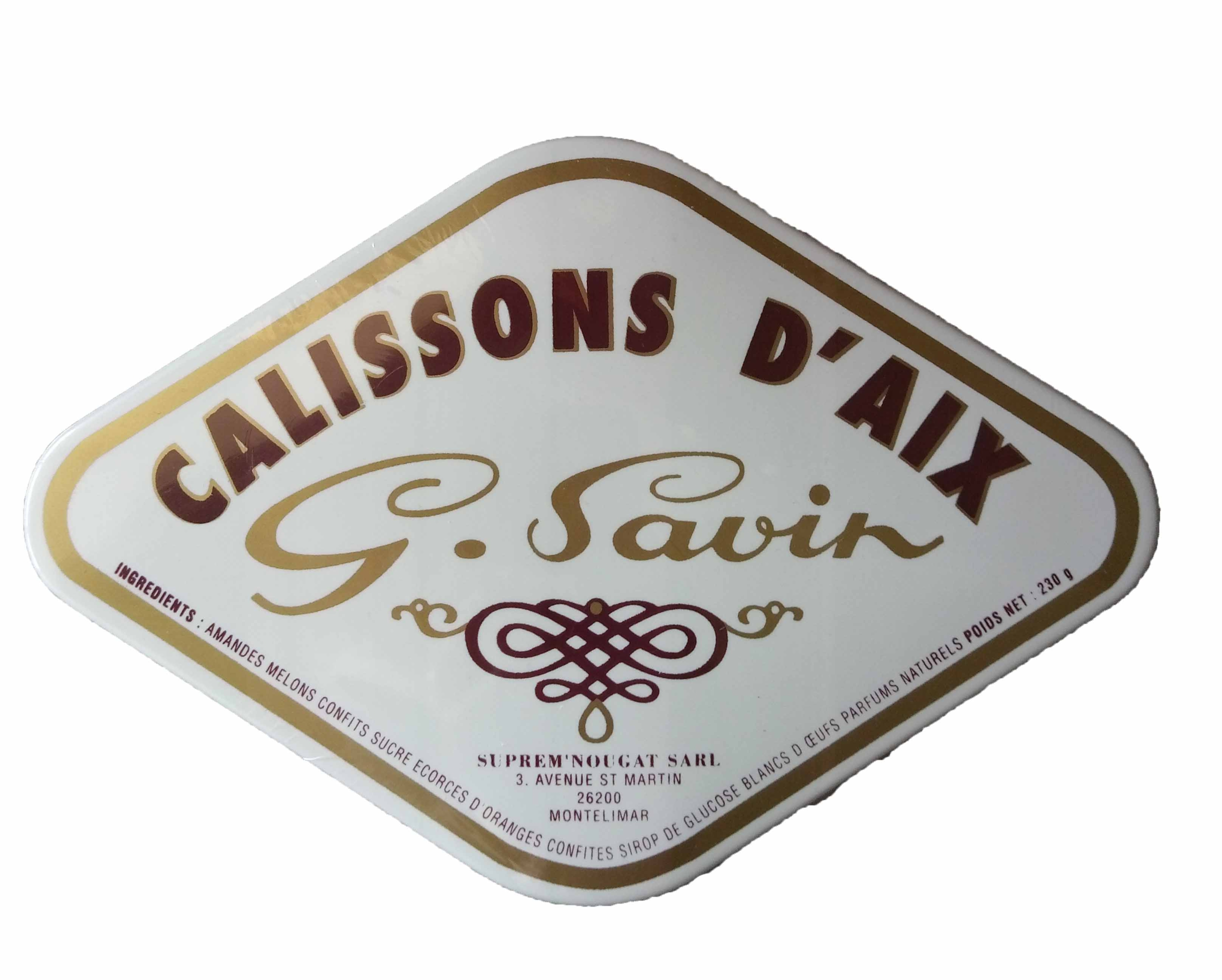 CALISSON D\'AIX 230G