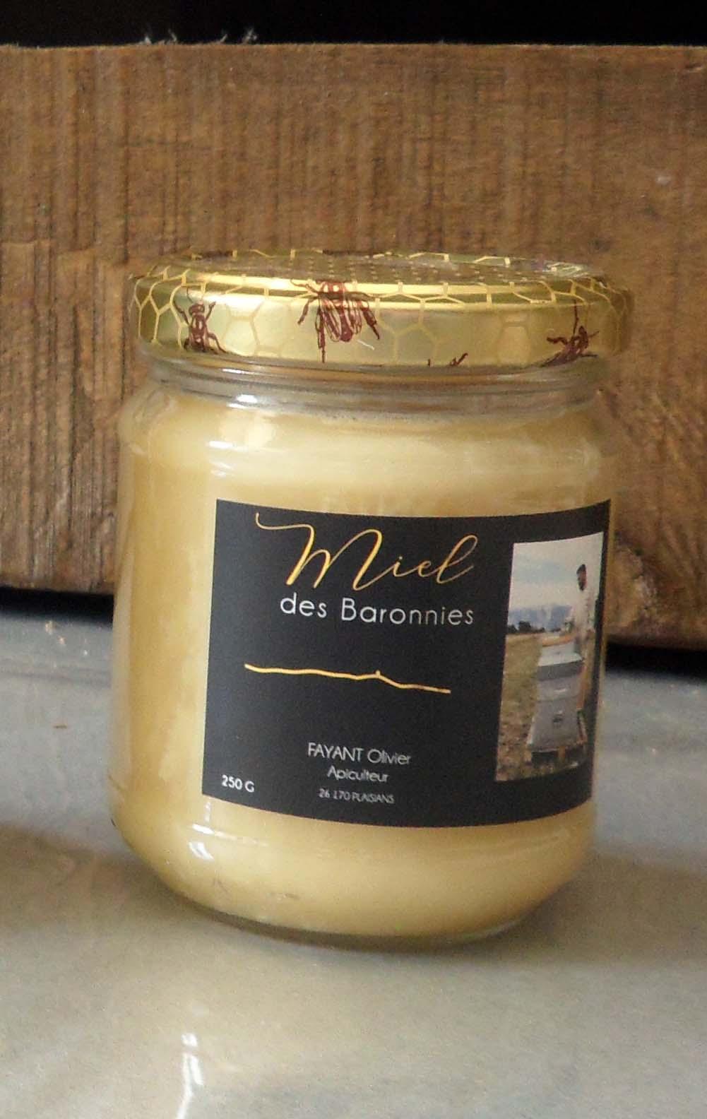 Miel des Baronnies 250 g