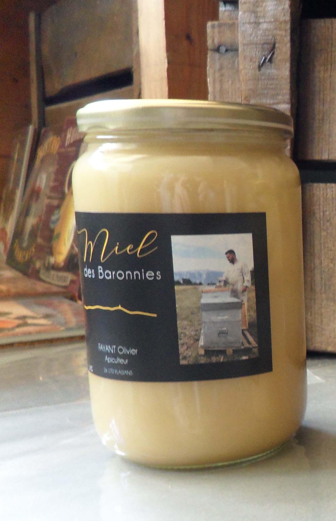 Miel des Baronnies 1 kg