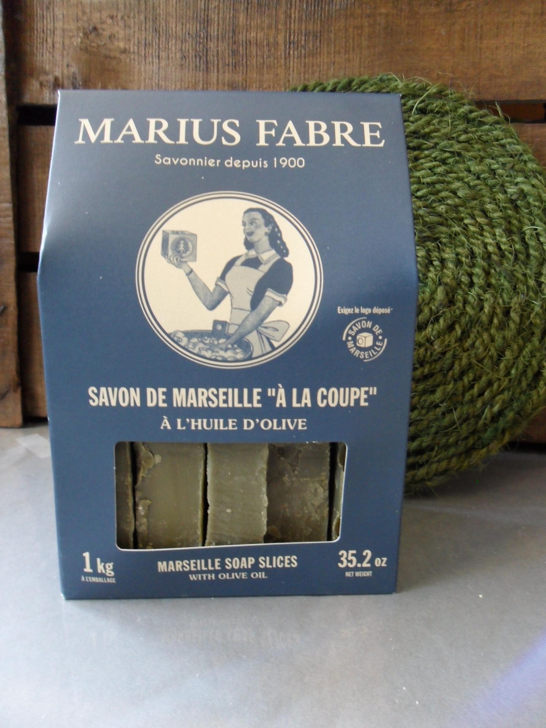 Savon de Marseille à la Coupe 1 kg