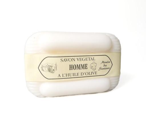 SAVON HUILE D\'OLIVE  -  Homme