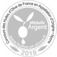 medaille argent 2018 AFIDOL