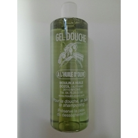 GEL DOUCHE 500 ML A L'HUILE D'OLIVE