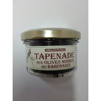 LOT DE 6 TAPENADES 90GR