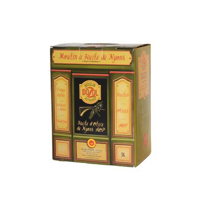 BAG IN BOX 5 L HUILE D'OLIVE DE NYONS AOP