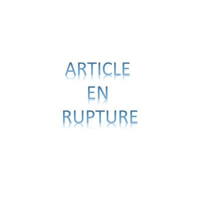 Article en rupture (2)