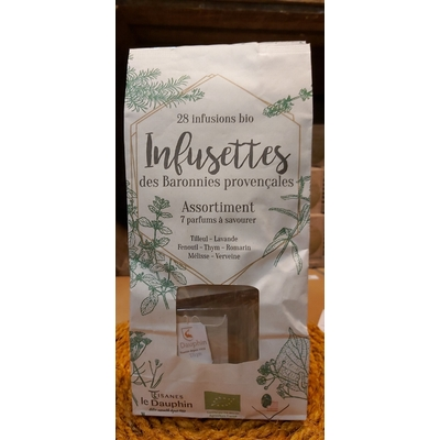 INFUSETTES DES BARONNIES PROVENCALES