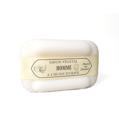 SAVON HUILE D'OLIVE  -  Homme