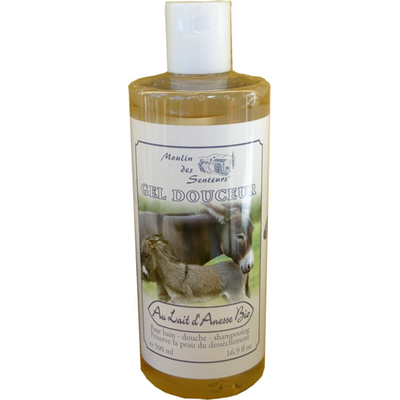 GEL DOUCHE 500 ML AU LAIT D'ANESSE