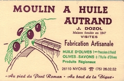 ancien flyer