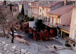 apport des olives devante le moulin2 - extérieur