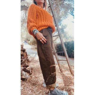 Pull Wendy Orange
