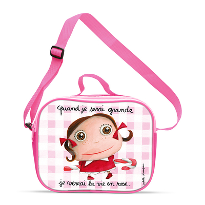 Lunch bag Vie en rose