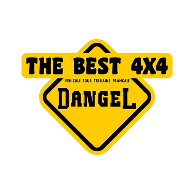 Sticker DANGEL ref 47