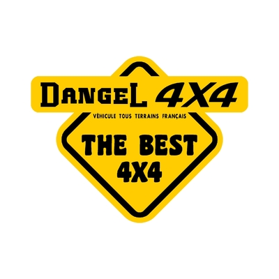 Sticker DANGEL ref 48