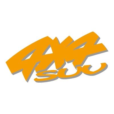Sticker logo 4x4 suv ref 75