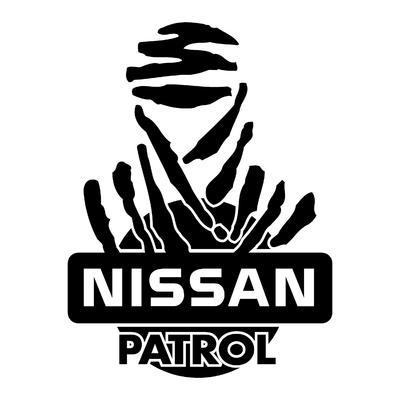Sticker NISSAN ref 21