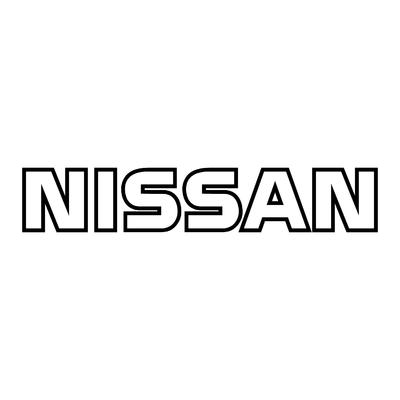 Sticker NISSAN ref 11