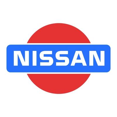 Sticker NISSAN ref 3