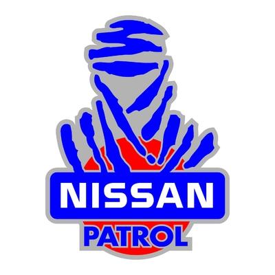Sticker NISSAN ref 22