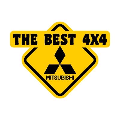 Sticker MITSUBISHI ref 56