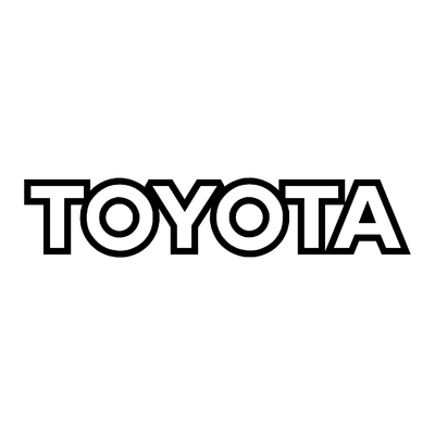 Sticker TOYOTA ref 4