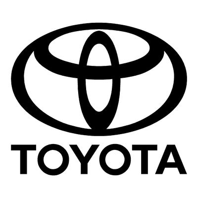 Sticker TOYOTA ref 1