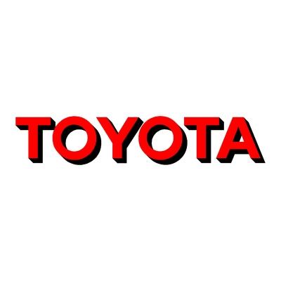 Sticker TOYOTA ref 5
