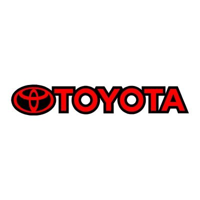 Sticker TOYOTA ref 8