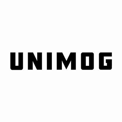 Sticker UNIMOG ref 4