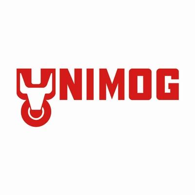 Sticker UNIMOG ref 3