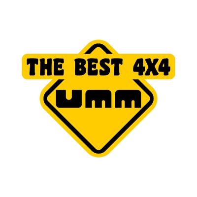 Sticker UMM ref 26