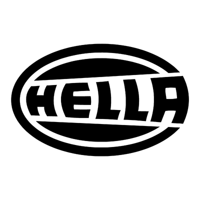 Sticker HELLA ref 1