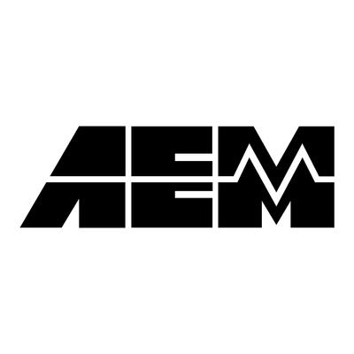 Sticker AEM ref 1