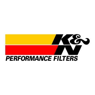 Sticker KN FILTER ref 1