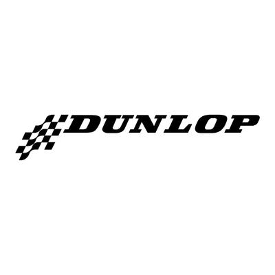 Sticker DUNLOP ref 1