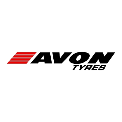 Sticker AVON TIRES ref 2